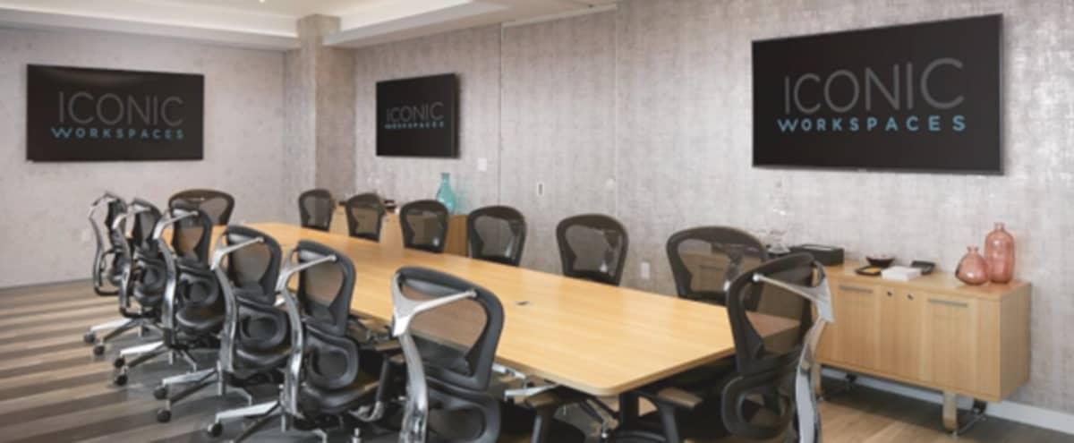 Large Meeting Room in Aventura Hero Image in undefined, Aventura, FL