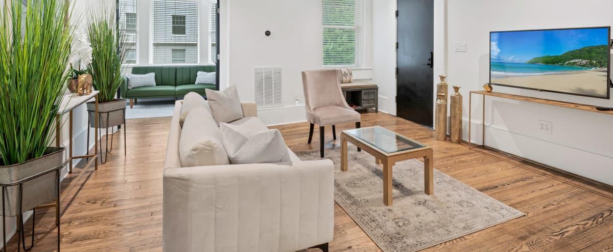 Spacious Midtown Apartment with City View in atlanta Hero Image in Midtown, atlanta, GA