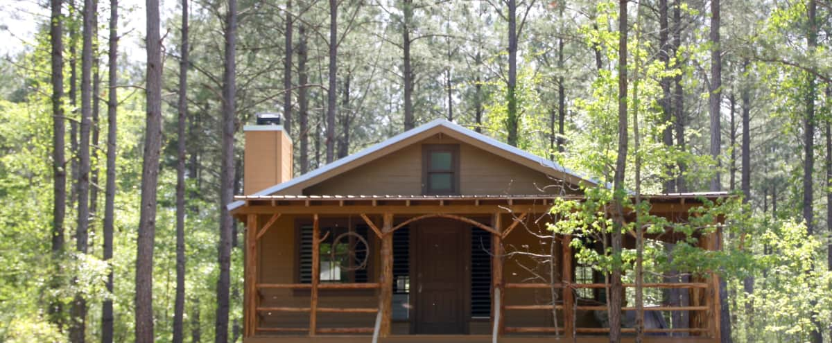 River Cabin 750 + Acres, Movie Ranch 3 private miles of the Flint river in Senoia Hero Image in undefined, Senoia, GA