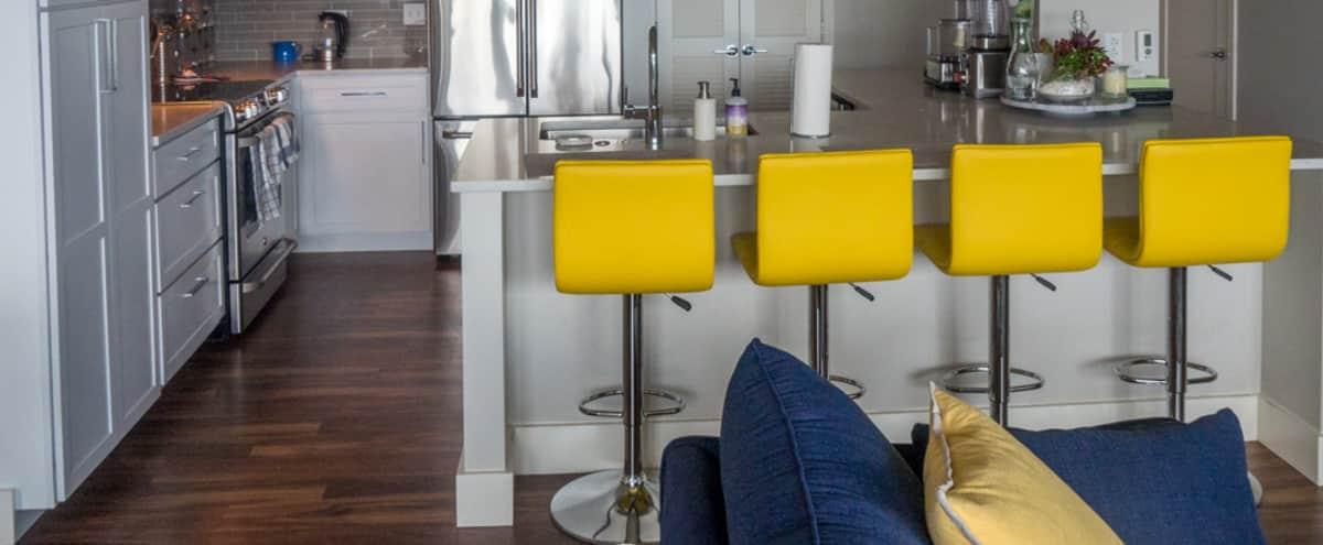 Gorgeous Penthouse Apartment with Amazing Kitchen in Philadelphia Hero Image in North Philadelphia, Philadelphia, PA