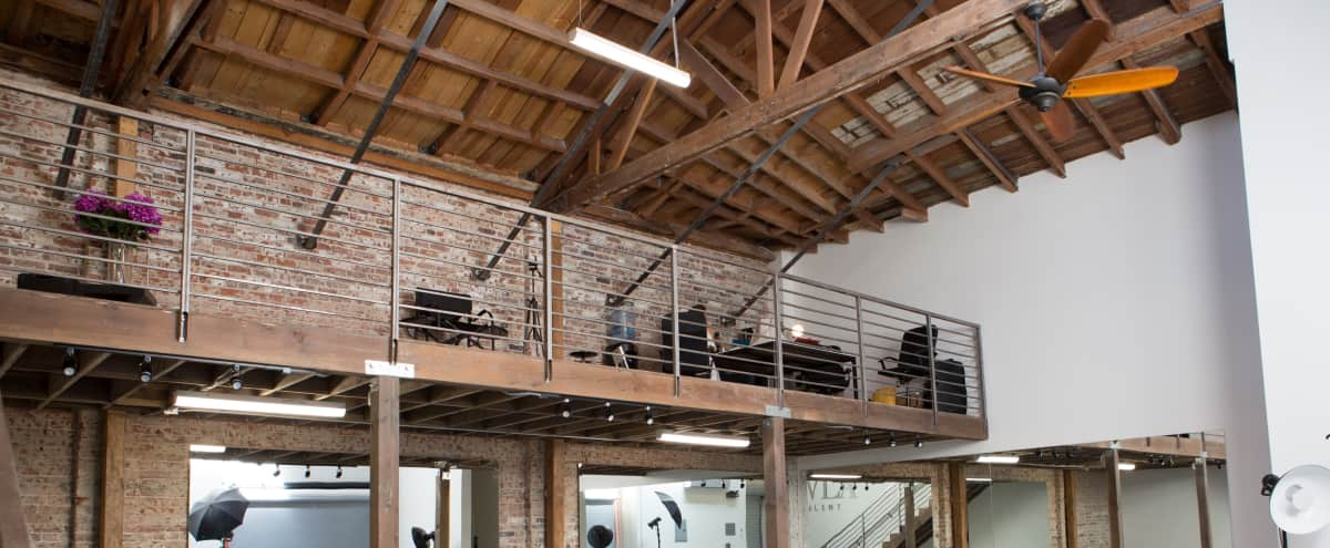 Urban Studio/Loft with great lighting and high ceilings! in Los Angeles Hero Image in Mid-City, Los Angeles, CA
