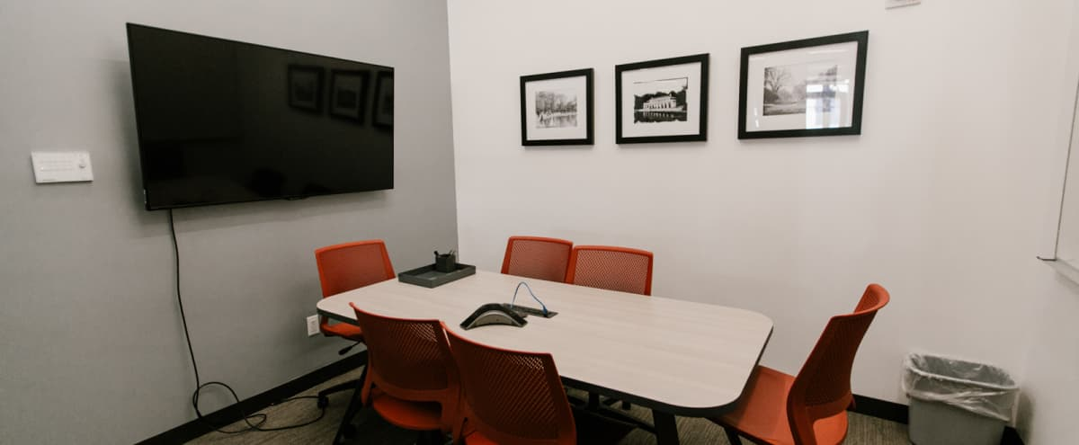 Conference Room in the Heart of West Village in New York Hero Image in Lower Manhattan, New York, NY