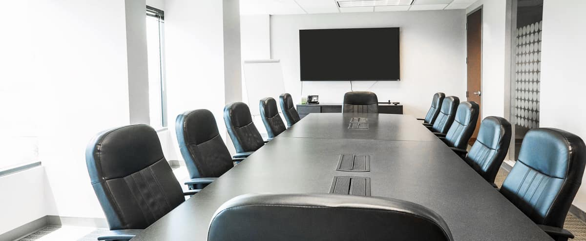 Buckhead 14 Person Board Room and Meeting Room in Atlanta Hero Image in Buckhead, Atlanta, GA