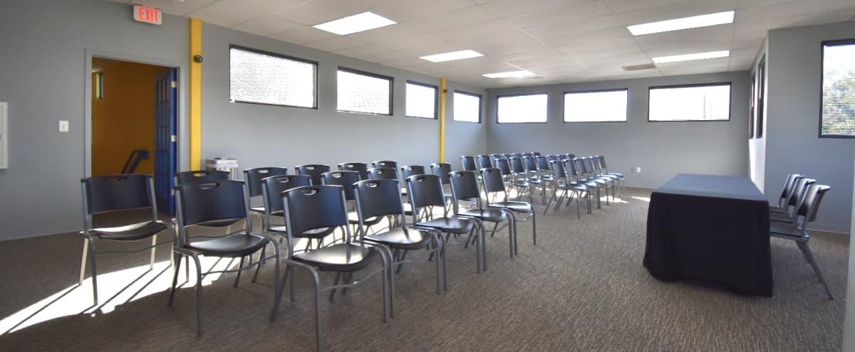 Stone Oak Training Room in San Antonio Hero Image in Stone Oak, San Antonio, TX