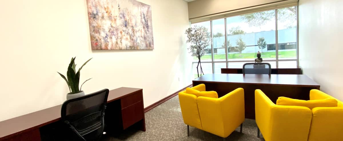 Private Office Space with Floor to Ceiling Windows in Carlsbad Hero Image in undefined, Carlsbad, CA