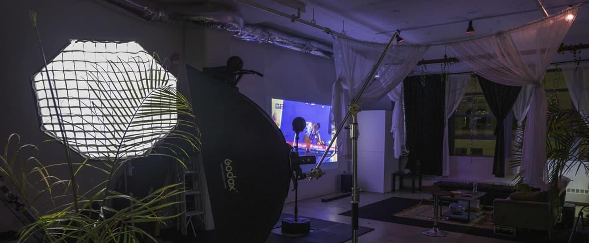 Photography Studio/Creative loft space with Manhattan Skyline view in Brooklyn Hero Image in Brooklyn Navy Yard, Brooklyn, NY