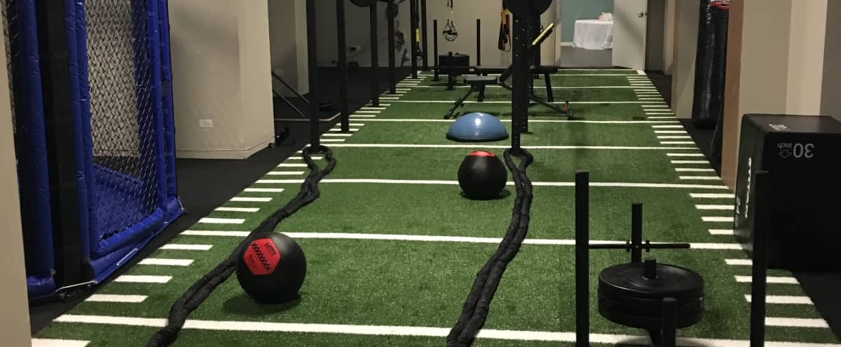 Exclusive boutique training space in Chicago Hero Image in South Side, Chicago, IL