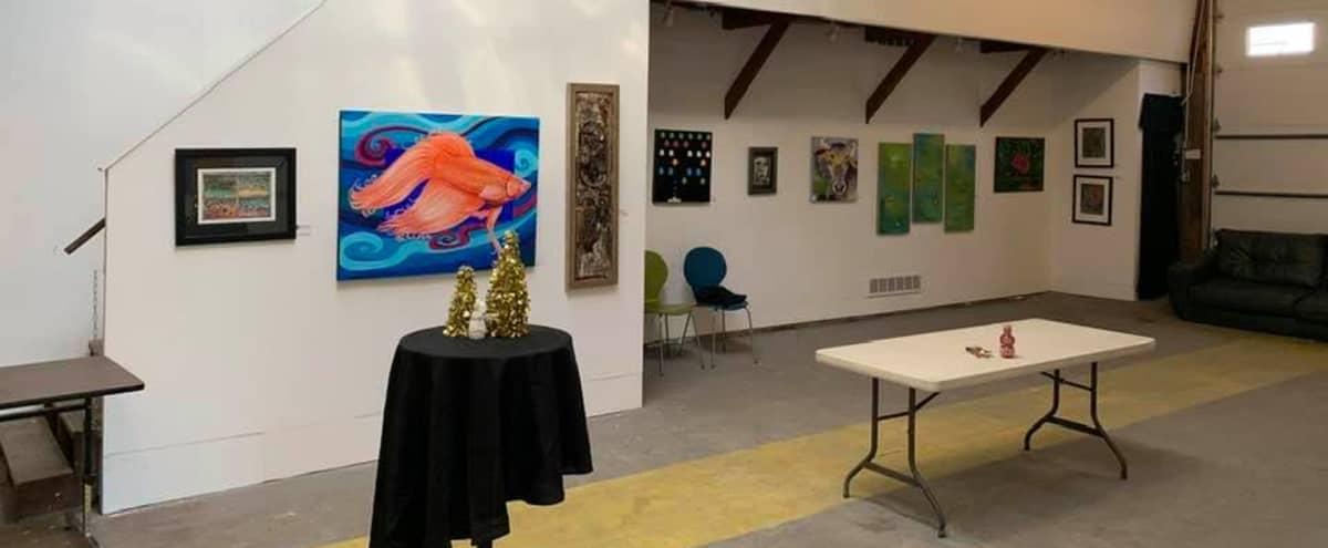 Urban Gallery & Pop Up Space | 40 West Arts District in Lakewood Hero Image in Edgewood, Lakewood, CO