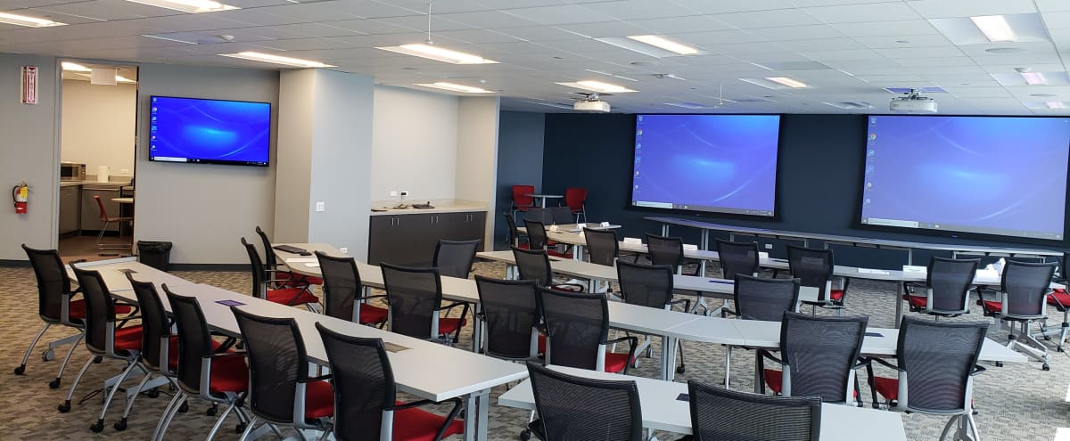 State-of-the-art learning space close to O'Hare airport and walking distance to hotels in Elk Grove Village Hero Image in undefined, Elk Grove Village, IL