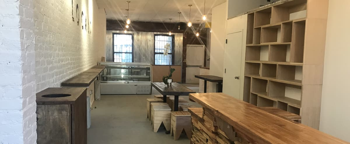 1000 sq ft event space in downtown Brooklyn in Brooklyn Hero Image in Fort Greene, Brooklyn, NY