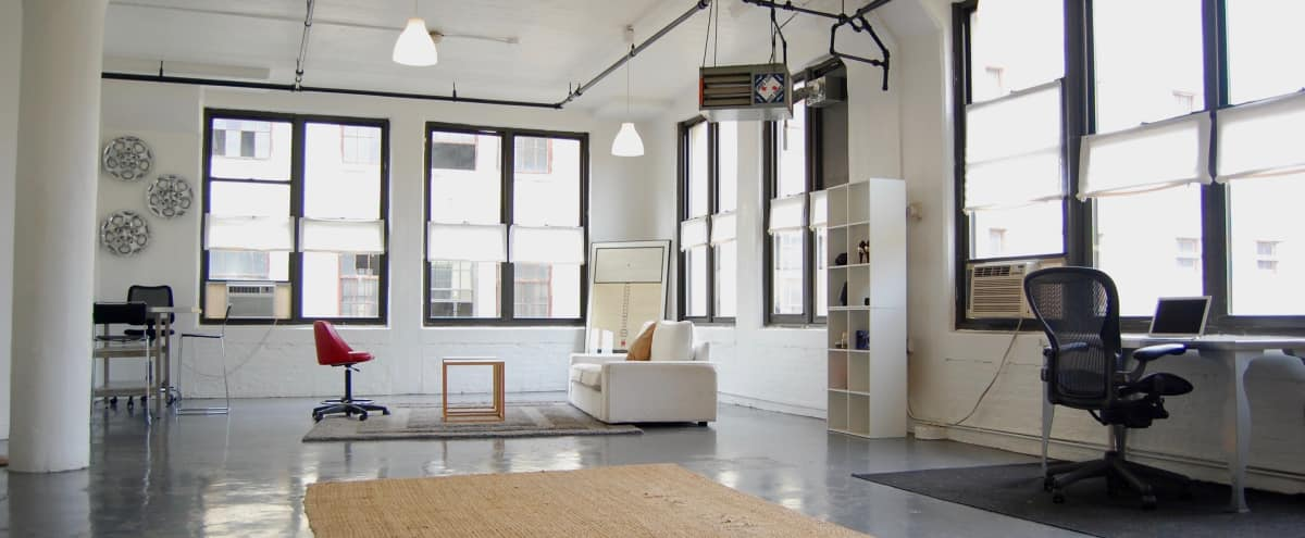 Beautiful Large Brooklyn Loft for Photo Shoots, Rehearsals, Meetings or Events in Brooklyn Hero Image in Clinton Hill, Brooklyn, NY