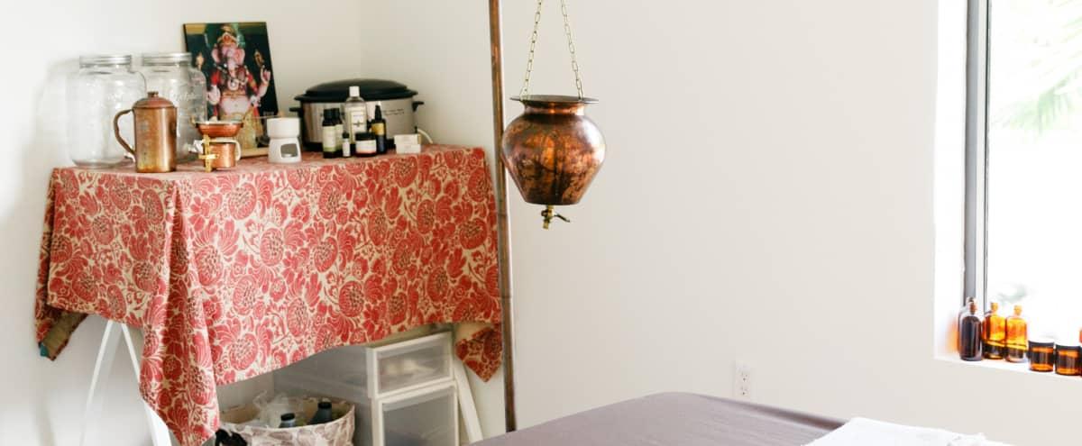 Versatile Bright Massage Room in South Miami in Miami Hero Image in undefined, Miami, FL