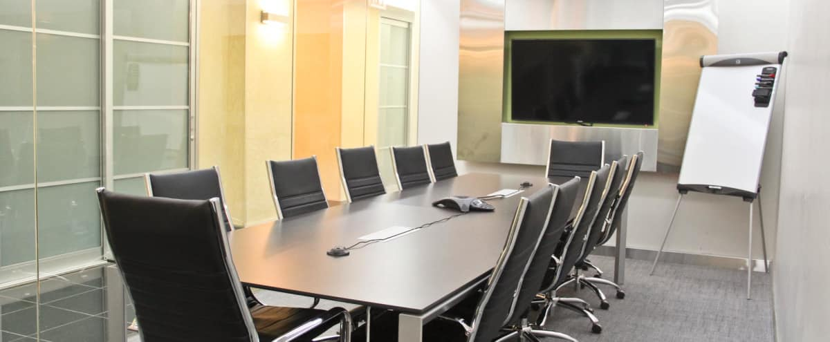 Conference Room on 34th Street for 12 - Meeting Room C in New York Hero Image in Midtown, New York, NY