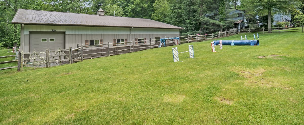 Secluded Barn and Field with an Indoor Pool! in warren Hero Image in undefined, warren, NJ