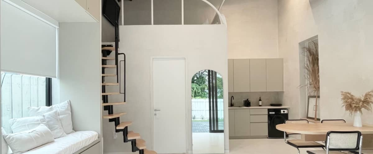 Urban Loft Studio filled with natural light - Atelier Lumi in Miami Hero Image in undefined, Miami, FL