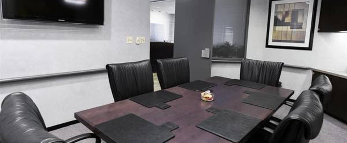 Private 6 Person Conference Room in Schaumburg, IL in Schaumburg Hero Image in undefined, Schaumburg, IL