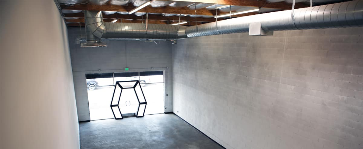 MTSPACE (Large Multi Purpose Warehouse and Blank Canvas) in Los Angeles Hero Image in Central LA, Los Angeles, CA