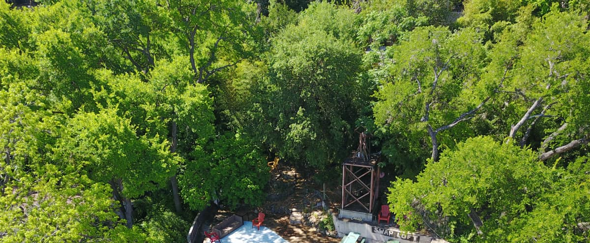 The ONLY patio overlooking Barton Springs Road - 2,000 sq feet in Austin Hero Image in Zilker, Austin, TX