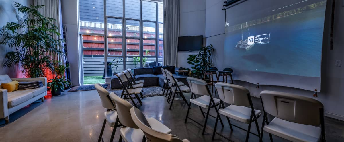 Bright Meeting Space with Private Outdoor Area in San Francisco Hero Image in Potrero Hill, San Francisco, CA