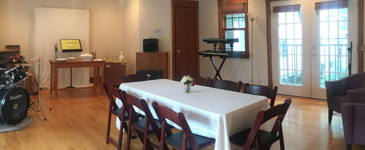 Chic & Versatile Event Venue in Near West Suburb in Oak Park Hero Image in undefined, Oak Park, IL