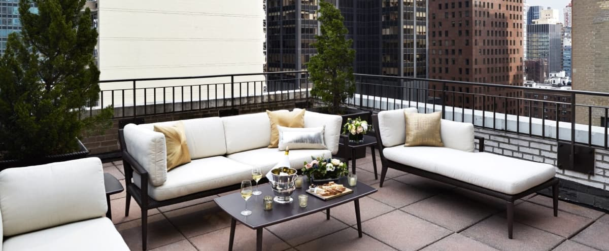 Luxury Suite with Terrace in New York Hero Image in Midtown, New York, NY