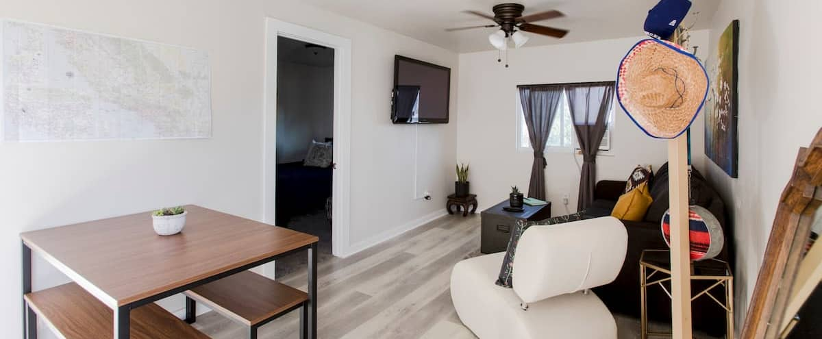 South LA Craftsman | Rustic + Modern | Indoor + Outdoor in Los Angeles Hero Image in South Los Angeles, Los Angeles, CA