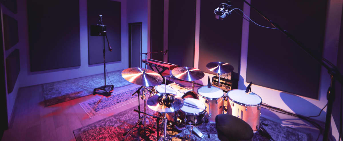 Professional Music Recording Studio in Mission Viejo Hero Image in undefined, Mission Viejo, CA