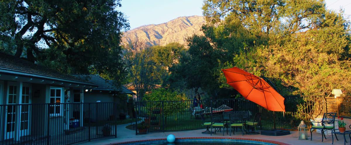 Beautiful Backyard & Indoor Hideaway in Arcadia Hero Image in undefined, Arcadia, CA