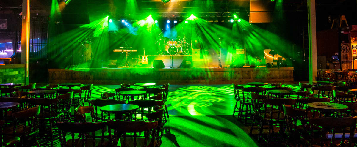 Huge Rustic Space with Bars, Stage and Mechanical Bull in Fremont Hero Image in Baylands, Fremont, CA