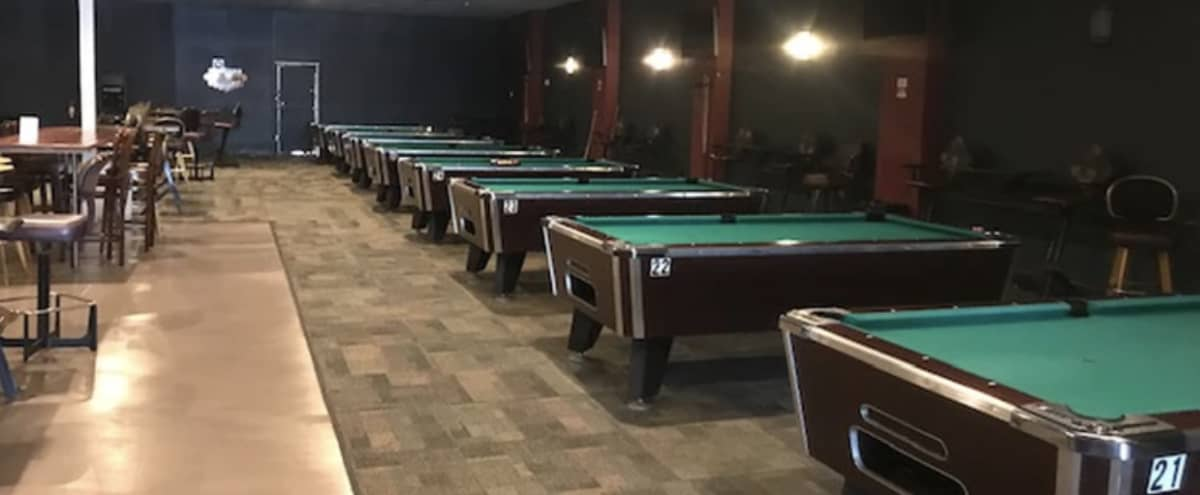 Easygoing, Legitimate Pool Hall with Character, Great Bday Party Space! in Las Vegas Hero Image in undefined, Las Vegas, NV