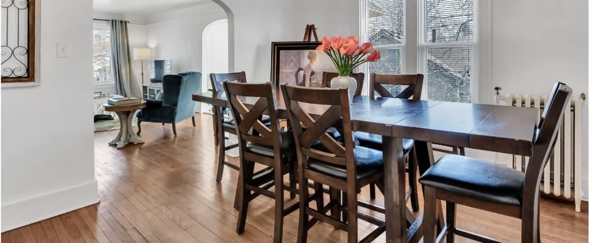 Beautiful Historic Stay in Mount Clemens Hero Image in Breitmeyer Hills, Mount Clemens, MI