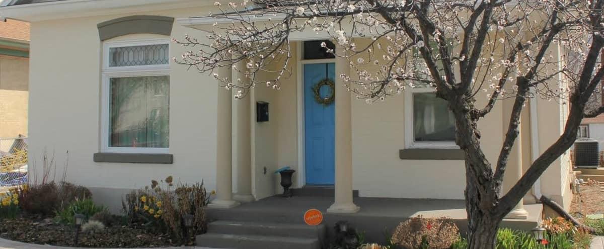 Perfect Versatile Comfy Family Home w/Yard & Patio in Provo Hero Image in Joaquin, Provo, UT
