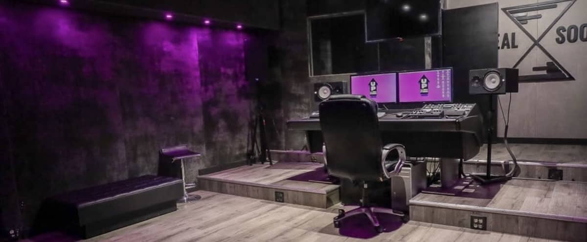 BRAND NEW BUILT RECORDING STUDIO -HOLLYWOOD-BEVERLY HILLS -LA in los angeles Hero Image in Mid-Wilshire, los angeles, CA