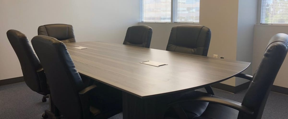 Private Santa Ana Meeting Room for 8 with Videoconferencing in Santa Ana Hero Image in undefined, Santa Ana, CA
