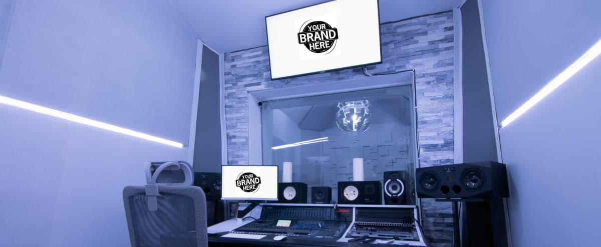 Professional recording studio in Bushwick, Brooklyn in Ridgewood Hero Image in Ridgewood, Ridgewood, NY