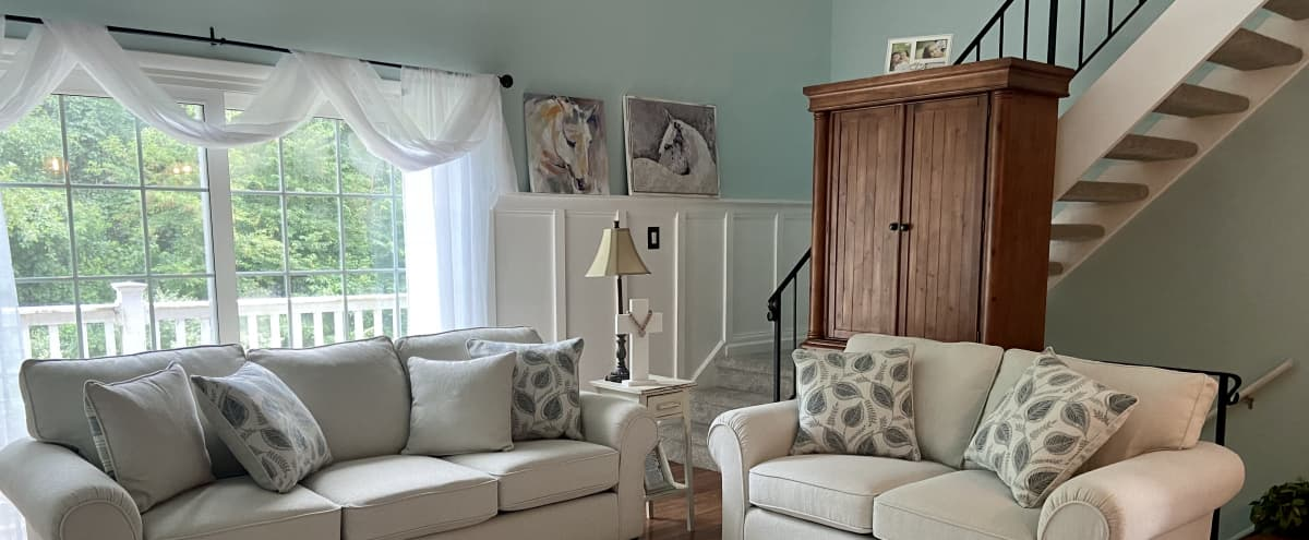 Furnished Condo with Fireplace and High Ceilings in Sewell Hero Image in undefined, Sewell, NJ