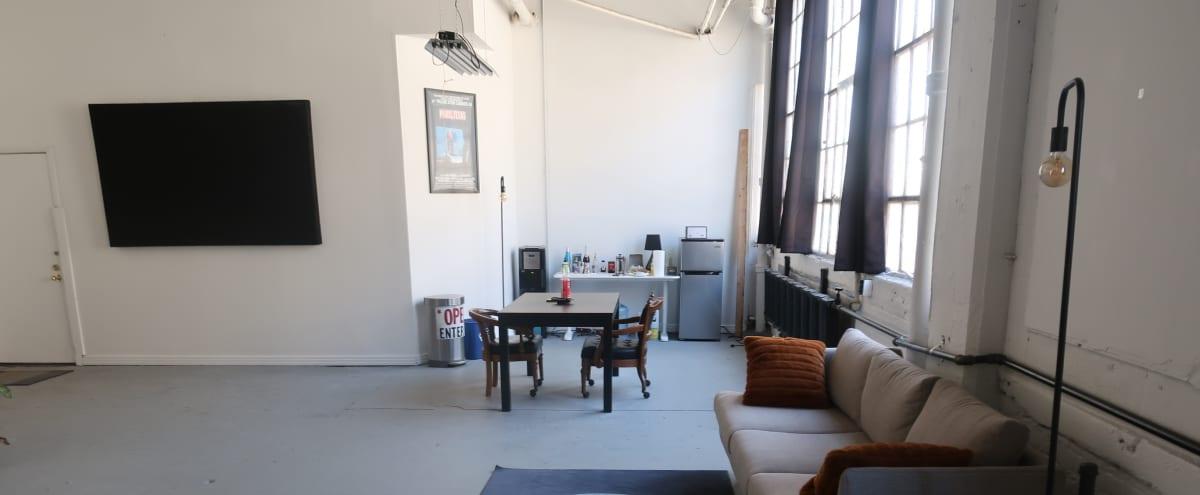 Industrial Studio in Detroit Hero Image in Milwaukee Junction, Detroit, MI