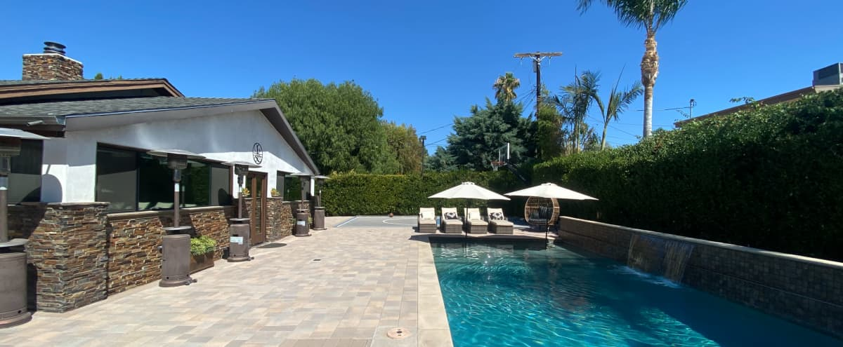 Spacious Backyard is Perfect for ANY Event! in Woodland Hills Hero Image in Woodland Hills, Woodland Hills, CA