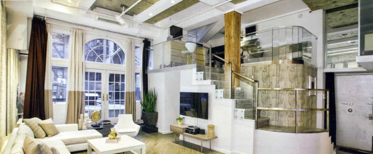 Park Ave Luxury Studio/Loft - Flat Iron - Manhattan in New York Hero Image in Midtown, New York, NY