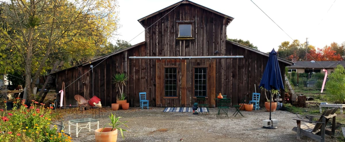 Cool barn in wine country in Sonoma Hero Image in undefined, Sonoma, CA