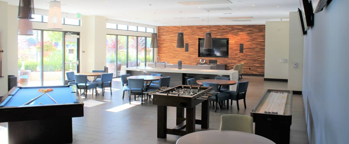 Dublin Station:  Gorgeous Indoor Lounge Space in Dublin, CA near to Hwys & Public Transportation in Dublin Hero Image in undefined, Dublin, CA