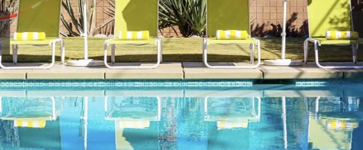 Wexler Home in Palm Springs in Palm Springs Hero Image in Sunmor, Palm Springs, CA
