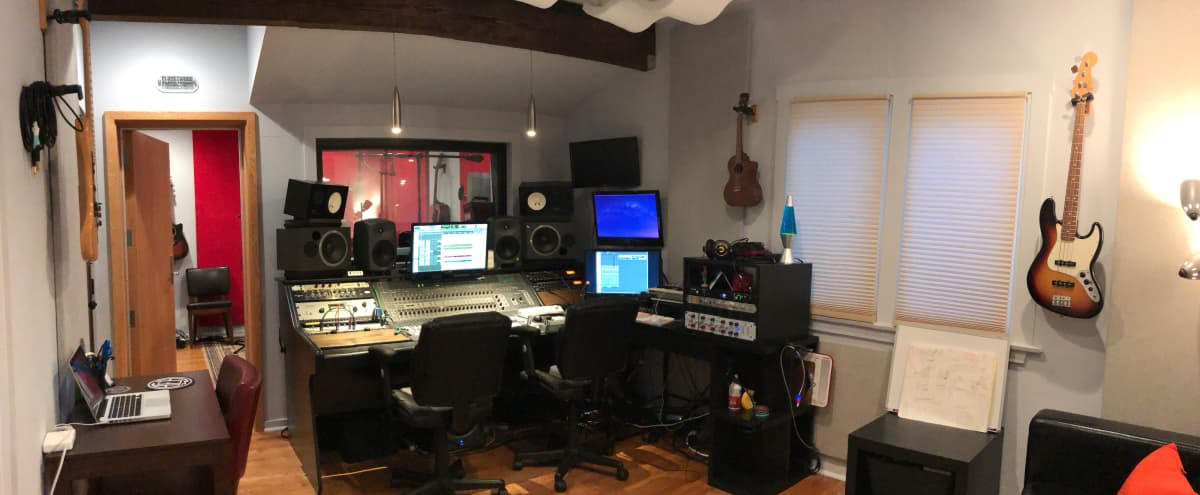 Private Eagle Rock Recording Studio with Relaxing, Quiet garden in Los Angeles Hero Image in Eagle Rock, Los Angeles, CA