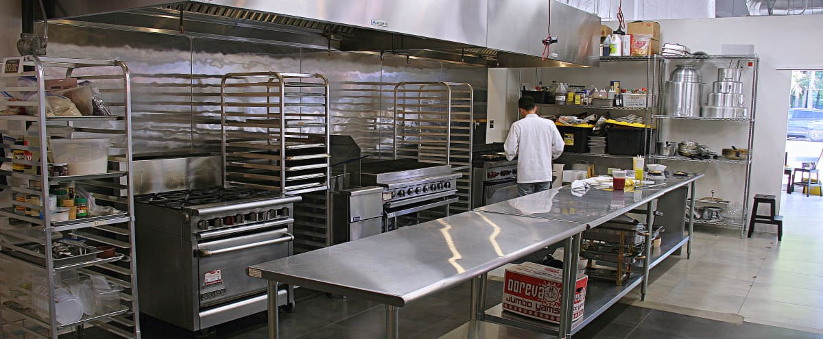 Spacious, Bright and Airy Commercial Kitchen in Sherman Oaks Hero Image in Sherman Oaks, Sherman Oaks, CA