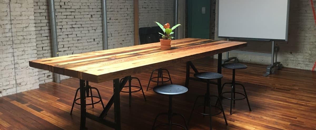 Unique Meeting Room with Skylight in East Kensington in Philadelphia Hero Image in East Kensington, Philadelphia, PA