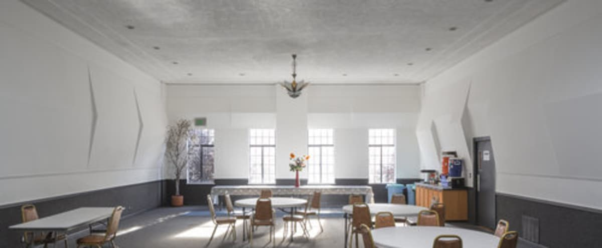 """Multi-Purpose Room with Great Natural Light in """"The Hub"""" of Downtown in San Francisco Hero Image in Mission Dolores, San Francisco, CA"""