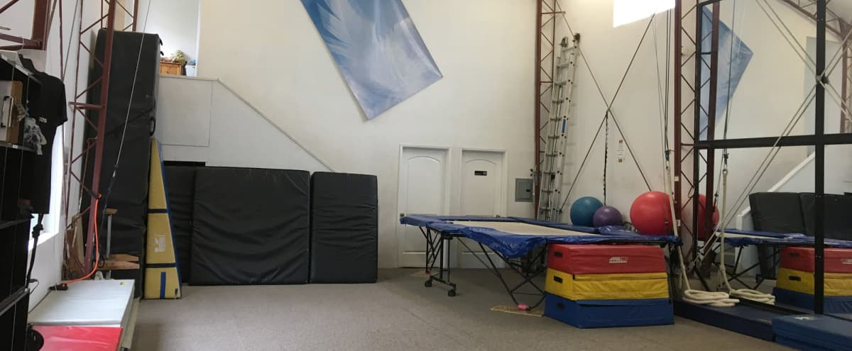 Private Stunt Training Space in VALLEY GLEN Hero Image in Valley Glen, VALLEY GLEN, CA