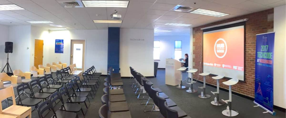 Professional Event & Networking Space in Somerville Hero Image in Ward Two, Somerville, MA