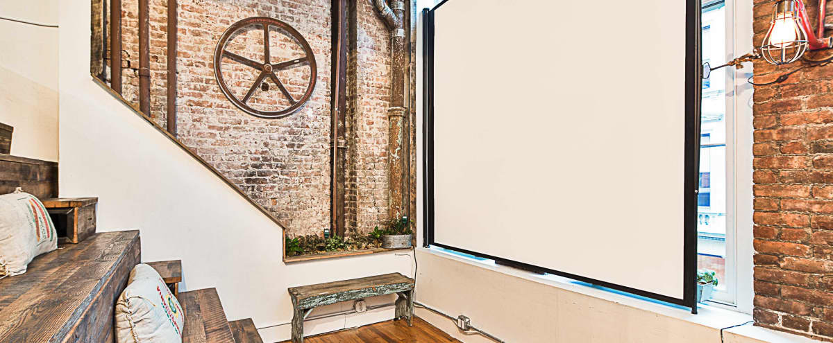 Bleacher's Area in New York Hero Image in Lower Manhattan, New York, NY
