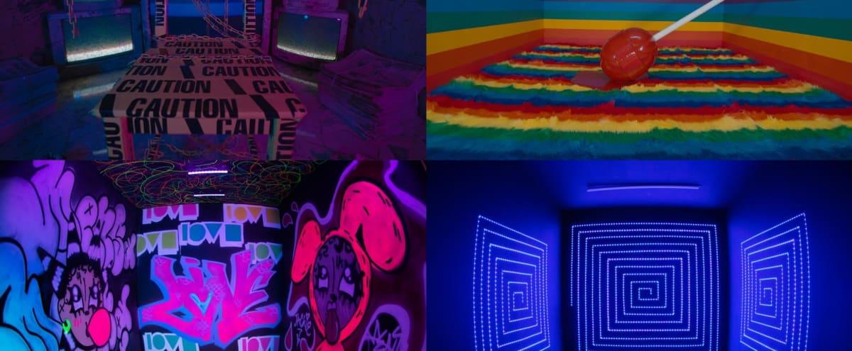 Hue Ville Studios - Multi Creative/Colorful Sets in Los Angeles Hero Image in Central LA, Los Angeles, CA
